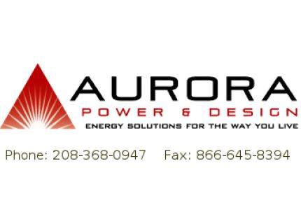 Aurora Power & Design Inc