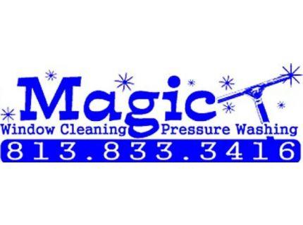Magic Window Cleaning