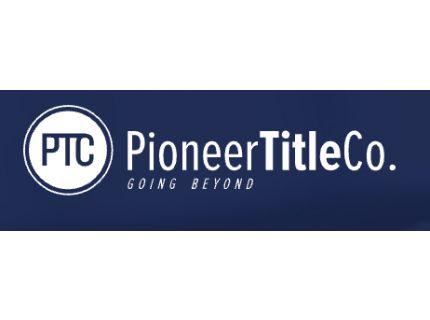 Pioneer Title Co Boise