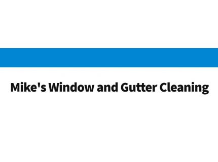 Mike's Window and Gutter Cleaning