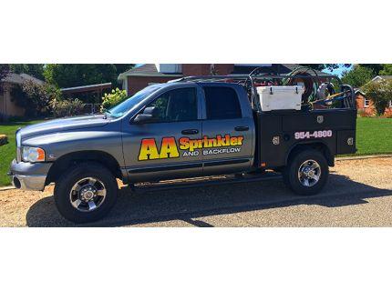AA Sprinkler and Backflow