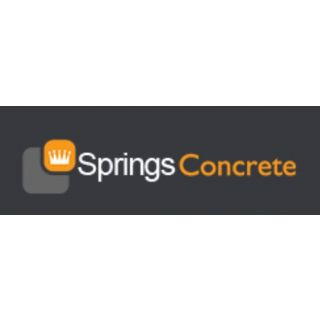 """Springs Concrete """"Home of the Driveway King"""" and """"Signature Stamped Patios"""""""