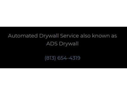 Automated Drywall Service