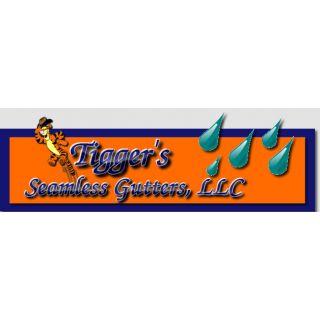 Tigger's Seamless Rain Gutters