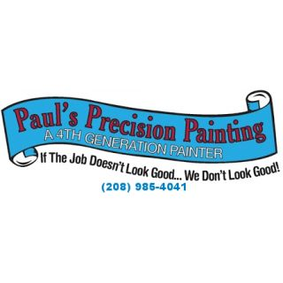 Paul's Precision Painting