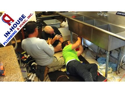 In House Plumbing & HVAC Inc
