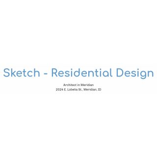 Sketch Residential Design