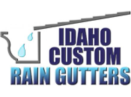 Idaho Custom Rain Gutters