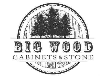 Big Wood Cabinets & Stone