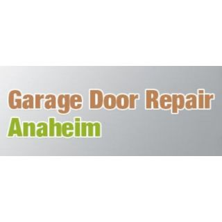 Anaheim Garage Door Repairs