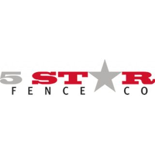 5 Star Fence and Sales LLC