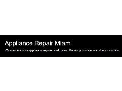 Appliance Repair Miami
