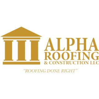 Alpha Roofing & Construction LLC