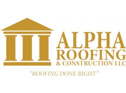Alpha Roofing & Construction LLC