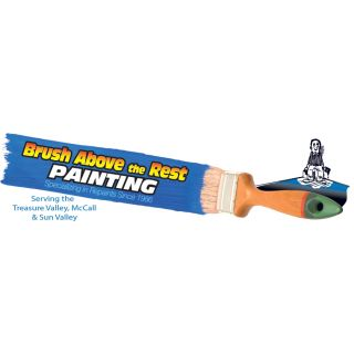 Brush Above the Rest Painting