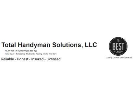Total Handyman Solutions