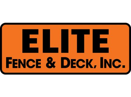 Elite Fence & Deck