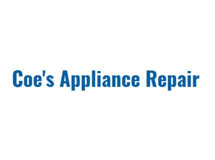 Coe's Appliance Repair