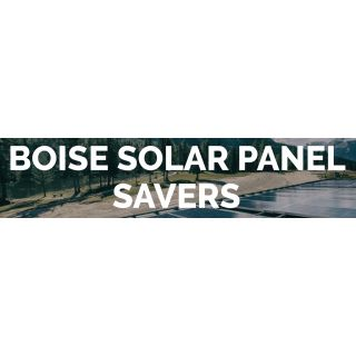 Boise Solar Panel Savers