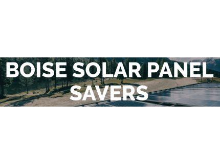 Boise Solar Panel Savers