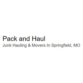 Pack-Haul Junk Removal and Moving Services