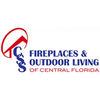 CSS Fireplaces & Outdoor Living in Central Florida