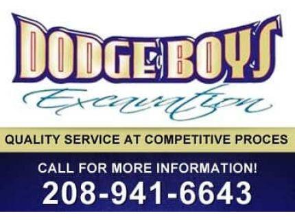 Dodge Boys Excavation