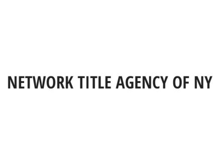 Network Title Agency Of New York
