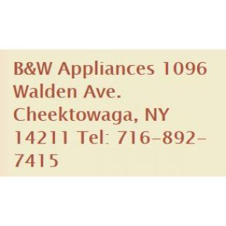 B&W Appliances