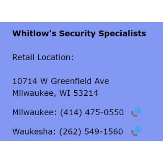 Whitlow's Security Specialists