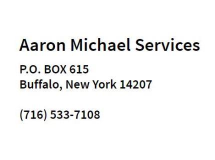 Aaron Michael Services