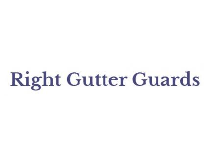 Right Gutter Guards