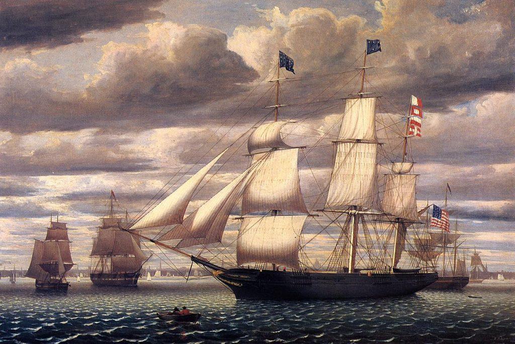 Fitz Henry Lane, 1851,