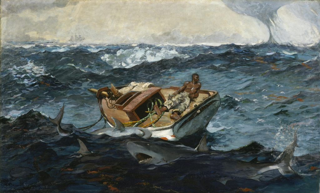 Winslow Homer, 1899, oil on canvas
