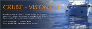 Visions'11 Cruise Image