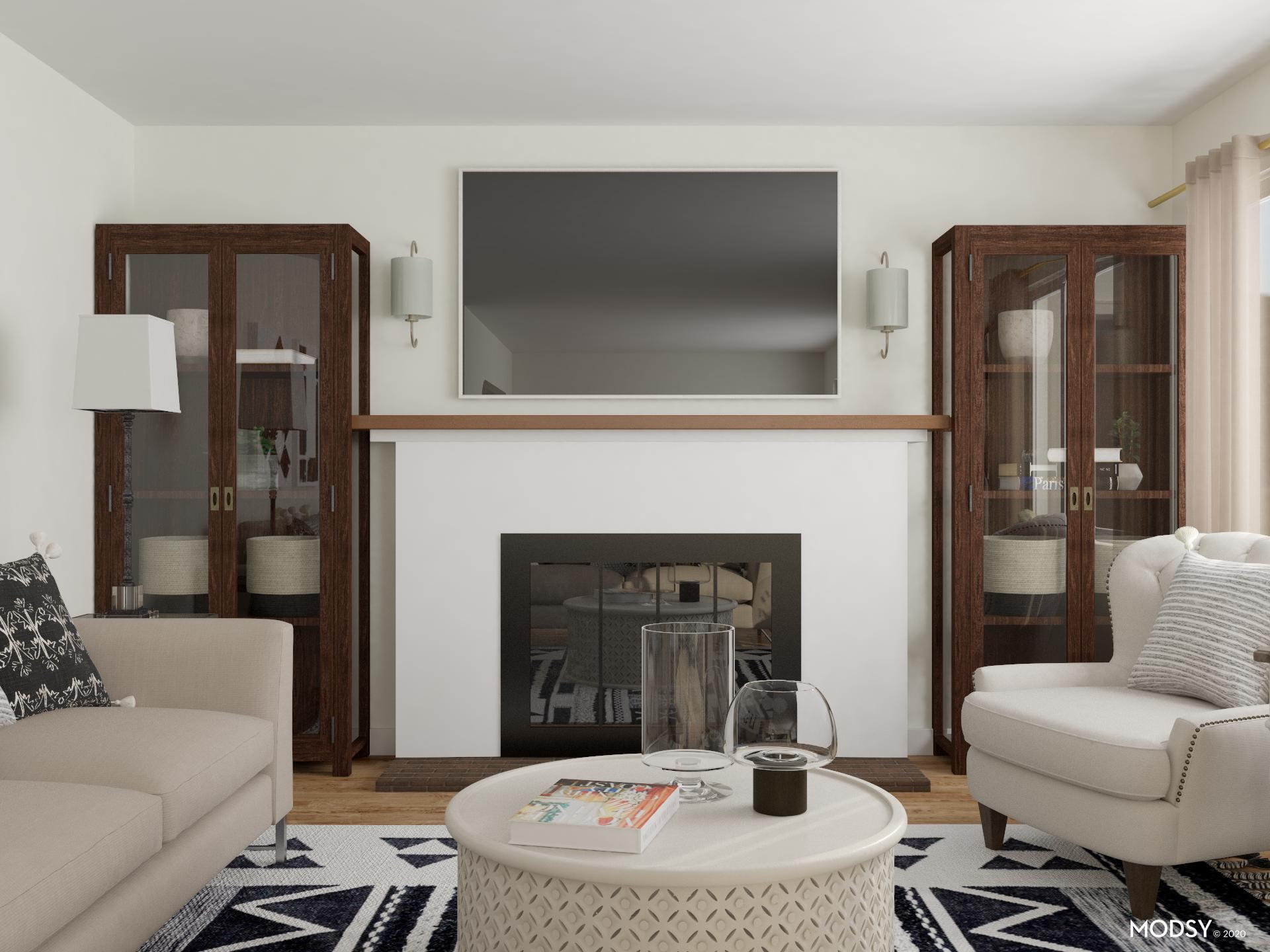 Corner Sectional Perfect To Watch Tv Traditional Classic