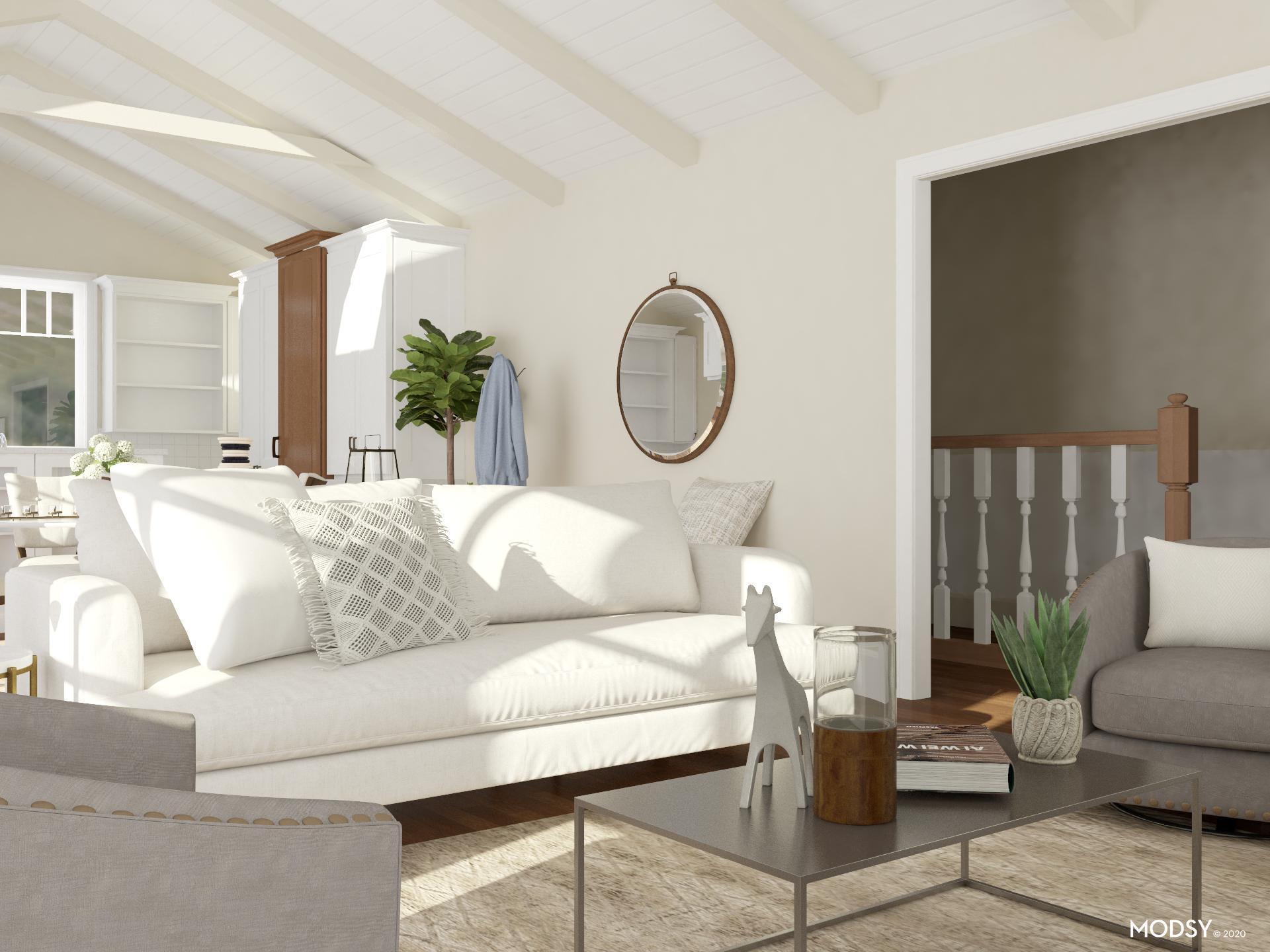 Comfortable Yet Minimal Furniture Minimalist Style