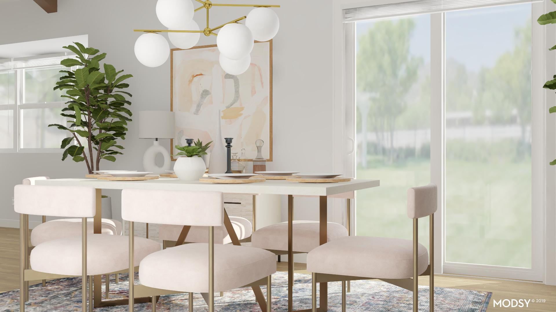 Glass Dining Table Design Ideas And Styles From Modsy Designers