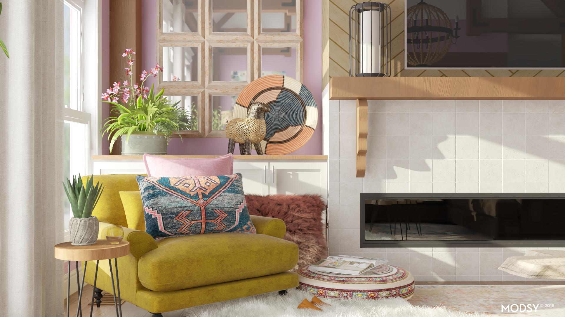Eclectic Finds For Your Living Room Eclectic Style