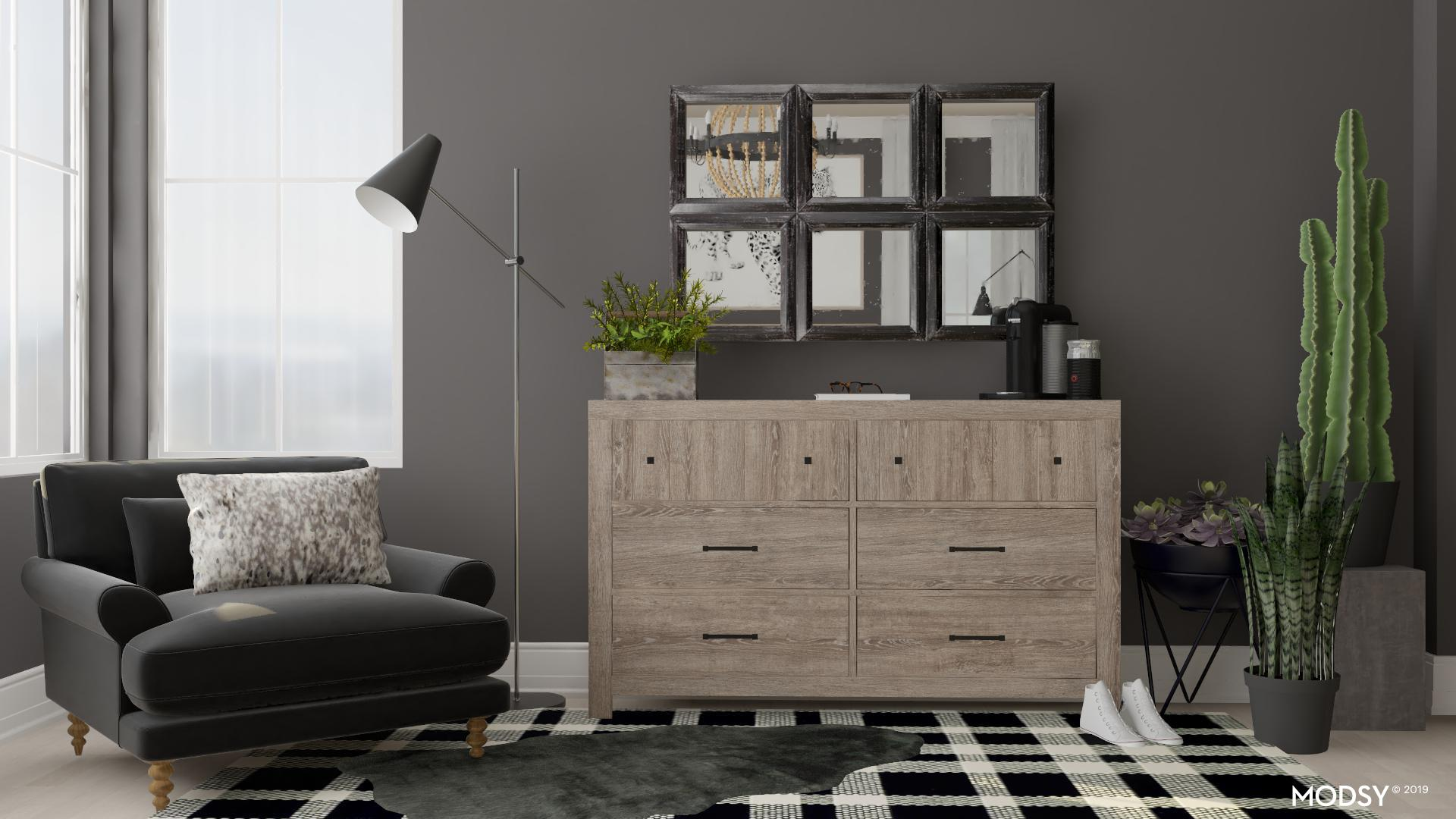 Grey Walls Design Ideas And Styles From Modsy Designers