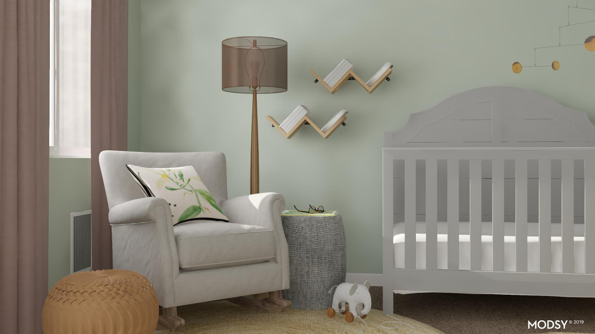 Classic X Earth Tones Nursery Traditional Classic Style