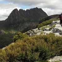 Cradle Mountain Conamara and Laurie Stahle