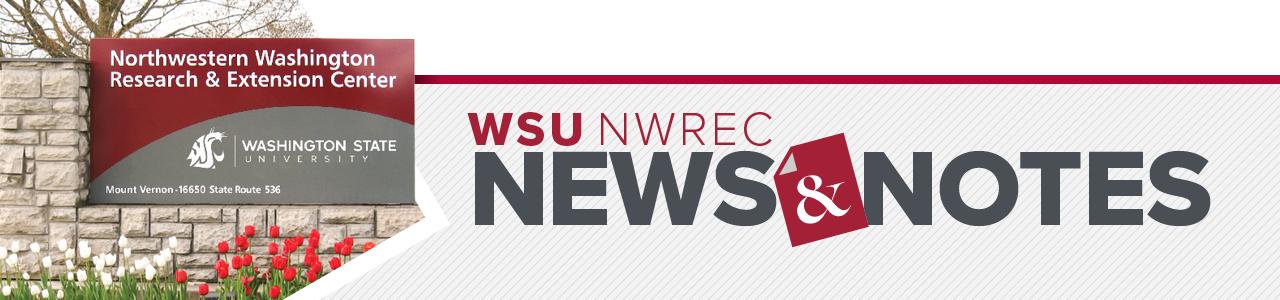 Masthead: WSU NWREC News & Notes
