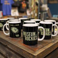 Museum Store mugs.