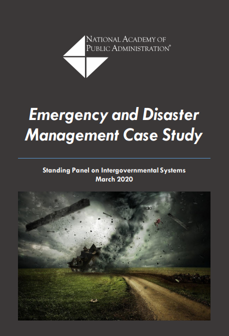 Emergency and Disaster Management Case Study
