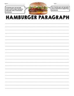 hamburger paragraph ninja plans. Black Bedroom Furniture Sets. Home Design Ideas