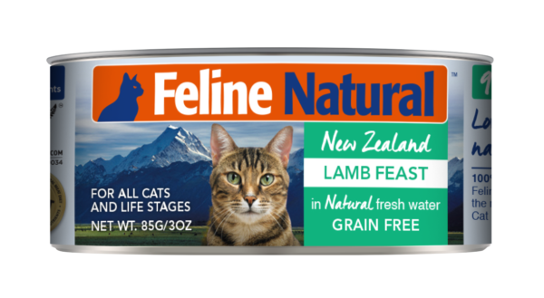 Feline Natural Portland Oregon
