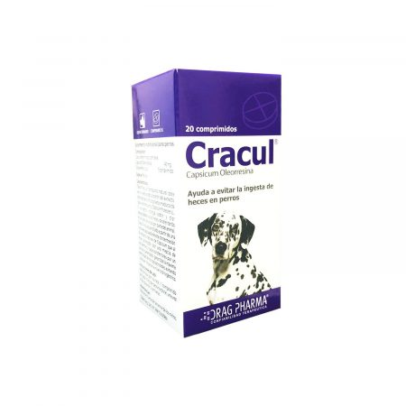 Cracul Comprimido Oral