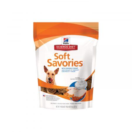 Hills Soft Savories Chicken and Yoghurt