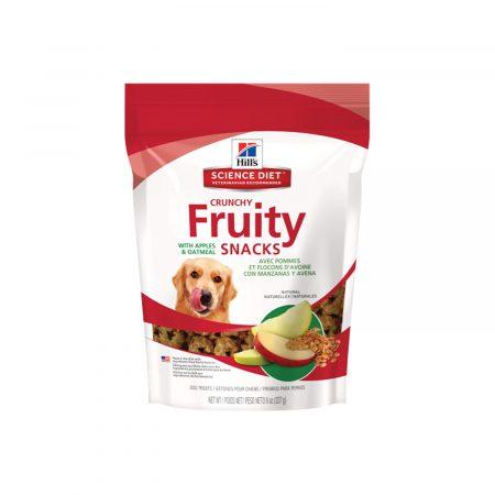 Hills Science Diet - Fruity Snacks Manzana & Avena